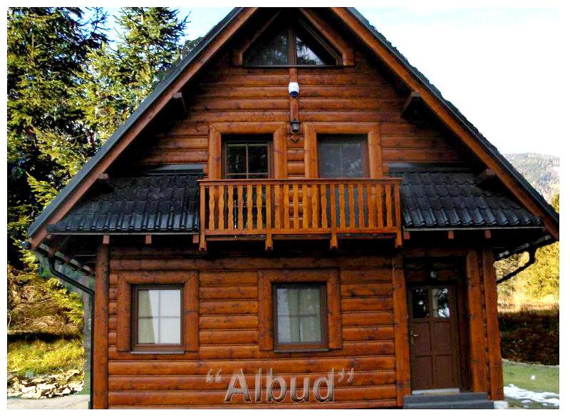 Obicie domu drewnem